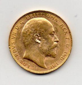 1909-sov-perth-aunc585