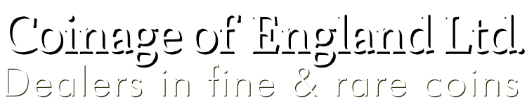 Coinage Of England Logo