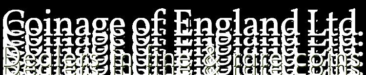 Coinage Of England Logo